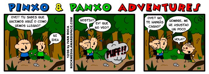 Pinxo&Panxo #1